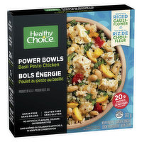 Healthy Choice Healthy Choice - Power Bowls - Basil Pesto Chicken, 262 Gram