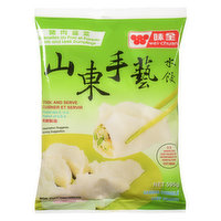 Wei Chuan - Pork and Leek Dumplings, 595 Gram