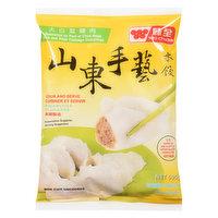 Wei Chuan - Pork and Napa Cabbage Dumplings, 595 Gram