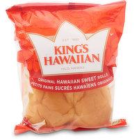 Kings - Hawaiian Dinner Buns