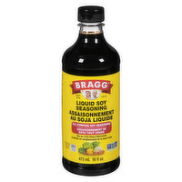 Natural Soy Sauce Alternative. Gluten Free.