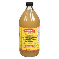 Rraw apple cider vinegar is made from delicious, healthy, organically grown apples. Adds delicious flavour to salads, veggies, & even sprinkle over popcorn.