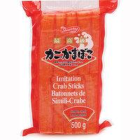 Shirakiku - Imitation Crab Sticks, 500 Gram