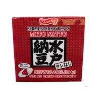 Shirakiku - Fermented Soy Beans, 204 Gram