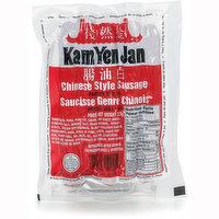 Kam Yen Jan - Chinese Style ork Sausages, 375 Gram