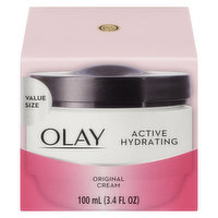 Olay - Active Hydrating Cream, 100 Millilitre