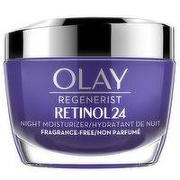 Olay - Regenerist Retinol24 Night Moisturizer, 50 Millilitre