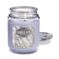 Candle Lite - Candle Jar Fresh Lavender Breeze, 1 Each