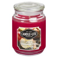 Creates an inviting and fragrant atmosphere. Comes in a beautiful glass jar candle with glass lid.