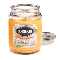 Candle Lite - Candle Jar Orange Vanilla Dreamsicle, 1 Each
