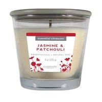 Candle-Lite Company Candle-Lite Company - Candle Lite Jasmine & Patchouli Jar, 255 Gram