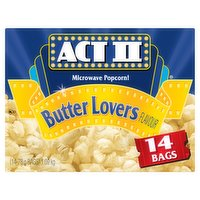 ACT II - Popcorn - Butter Lovers