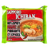 Sapporo Ichiban - Hot & Spicy japanese Style Noodles