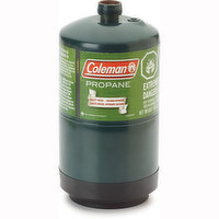 Convenient to use. Pressurized cylinder - no pumping or pouring. Provides fuel for all Coleman propane appliances. 16 oz cylinder. Available for a limited time while quantities last.