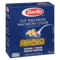 Barilla - Cut Macaroni Pasta
