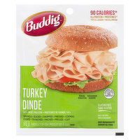 Carl Buddig - Smoked Turkey