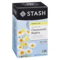 Stash - Herbal Tea - Chamomile Nights, Bedtime Blend
