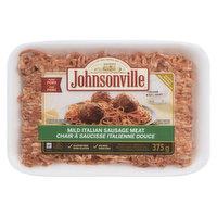 Johnsonville - Italiano Mild Italian Sausage Meat, 375 Gram