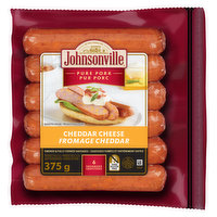 What makes this sausage so gosh darn good? It's the real wood smoke that mingles with the cheddar cheese. Gluten Free. Naturally hardwood smoked. Made with premium cuts of pork.