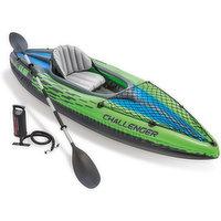 Intex - Challenger K1 Kayak, 1 Each