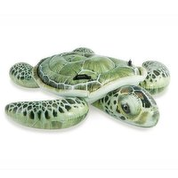Intex - Realistic Turtle Ride On, 1 Each