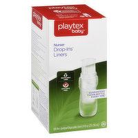 Playtex - Nurser Drop-Ins Liners, 100 Each