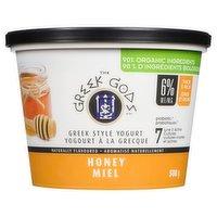 The Greek Gods The Greek Gods - GrkGod Organic Honey Yogurt, 500 Gram