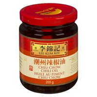 Lee Kum Kee - Lkk Chiu Chow Chili Oil, 205 Gram