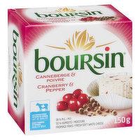 Boursin - Cranberry Pepper Cheese