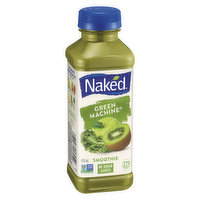 Naked Naked - Fruit & Vegetable Smoothie - Green Machine, 450 Millilitre