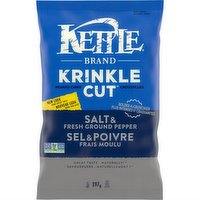 Made with Natural Ingredients. Salt and Fresh Ground Pepper.