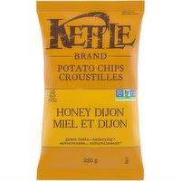 Kettle - Potato Chips- Honey Dijon, 220 Gram