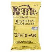 Kettle - Potato Chips- New York Cheddar, 220 Gram