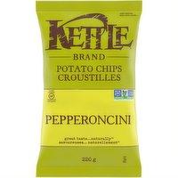 Kettle - Potato Chips Pepperoncini, 220 Gram