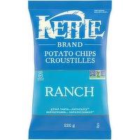 Kettle - Ranch Potato Chips, 220 Gram