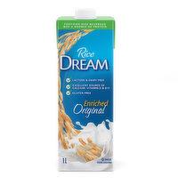 Dream - Dream Rice Beverage Enriched Original