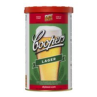 Coopers - Lager Beer Kit