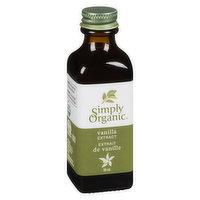 Simply Organic - Vanilla Extract