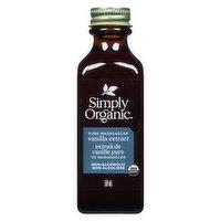 Simply Organic - Madagascar Vanilla Extract Non-Alcoholic