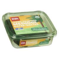 Natural Delights - Organic, Medjool Dates - Fresh, 340 Gram