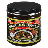 41 Servings Made from Roasted Beef and Concentrated Beef Stock