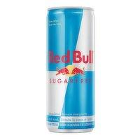 Red Bull - Sugar Free Energy Drink