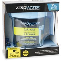 Zerowater - Filtration Pitcher - 7 Cup Ready Pour