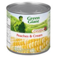 Green Giant - Peaches & Cream Corn, 341 Millilitre