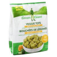 Green Giant - Veggie Tots Broccoli & Cheese