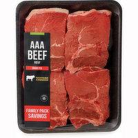 Western Canadian - Top Sirloin Steak. Family Pack, 1.5 Kilogram