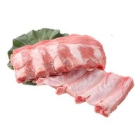 Fresh - Pork Loin Back Rib RWA, 1 Pound