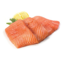 Save-On-Foods - Atlantic Salmon Fillet, Fresh Farmed, 900 Gram