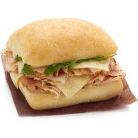 Save-On-Foods - Rosemary Ham & Cheese on Ciabatta Sandwich, 1 Each