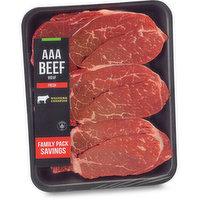 Western Canadian - Sirloin Tip Marinating Steak, Fresh Family Pack, 840 Gram
